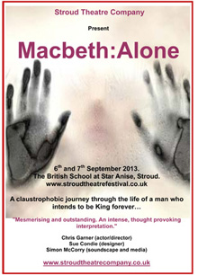 Macbeth Alone